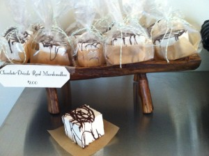 Chocolate Drizzle Real Marshmallow Candy